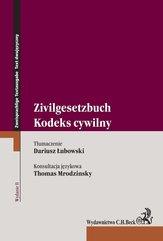 Kodeks cywilny. Zivilgesetzbuch Wydanie 2
