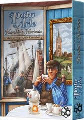 Pola Arle: Handel i herbata (Gra Karciana)