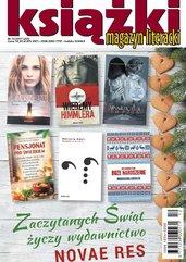 Magazyn Literacki Książki 12/2017