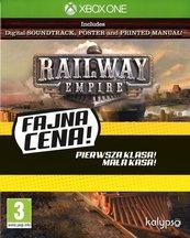Railway Empire - Fajna Cena (XOne) + BONUSY!