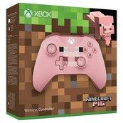 kontroler Microsoft Minecraft Pig Xbox ONE - bezprzewodowy