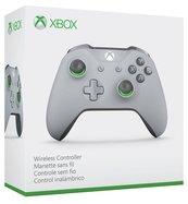 kontroler Microsoft szary Xbox ONE - bezprzewodowy