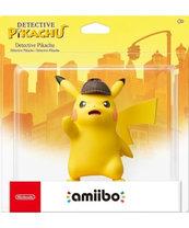 Figurka Amiibo Detective Pikachu (WiiU/3DS/Switch)