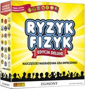 Ryzyk Fizyk: Edycja Deluxe (Gra Planszowa)