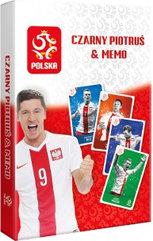 PZPN Czarny Piotruś & Memo (Gra Karciana)