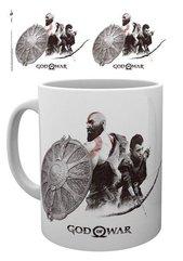 Kubek God of War Kratos i Atreus