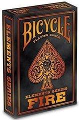 Bicycle: Fire (Karty klasyczne)