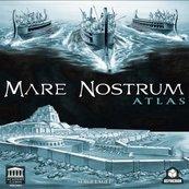 Mare Nostrum: Imperia - Atlas (Gra Planszowa)