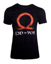 God of War Koszulka Symbol z Runami S
