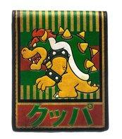 Portfel Nintendo Bowser Kanji