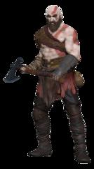 Figura 1:1 Kratos God of War (190 cm)
