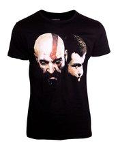 God of War Koszulka Kratos z Synem XL