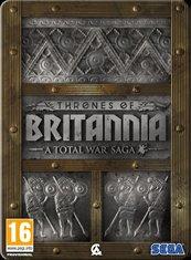 Total War Saga: Thrones of Britannia - Edycja Limitowana (PC) PL