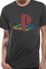 Koszulka Sony PlayStation Logo M