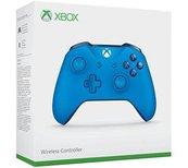 kontroler Microsoft niebieski Xbox ONE - bezprzewodowy