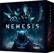 Nemesis (edycja polska) (gra planszowa)