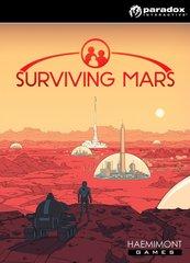 Surviving Mars (PC/MAC/LX) DIGITÁLIS + BÓNUSZ