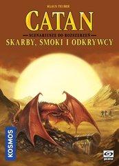 CATAN - Skarby, Smoki i Odkrywcy (GRA PLANSZOWA)