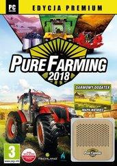 Pure Farming 2018 Edycja Premium (PC) PL + BONUS!