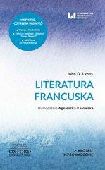 Literatura francuska