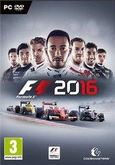 F1 2016 (PC/MAC) DIGITÁLIS