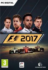 F1 2017 (PC/MAC/LX) DIGITÁLIS
