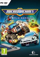 Micro Machines: World Series (PC/MAC/LX) DIGITÁLIS