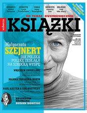 Książki. Magazyn do czytania 1/2018