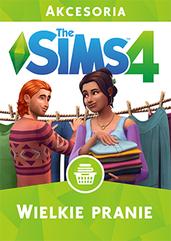 The Sims 4 Wielkie Pranie (PC) PL klucz Origin