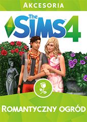 The Sims 4 Romantyczny ogród Akcesoria (PC) DIGITAL
