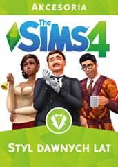 The Sims 4 Styl dawnych lat Akcesoria (PC) DIGITAL
