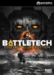 Battletech - Digital Deluxe Edition (PC/MAC) DIGITÁLIS + BÓNUSZ!
