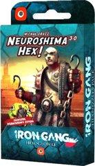 Neuroshima Hex 3.0: Iron Gang - Hexogłówki (Gra Karciana)