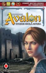 Avalon - Rycerze Króla Artura (Gra Karciana)