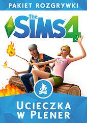 The Sims 4 Ucieczka w Plener (PC) DIGITAL