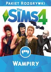 The Sims 4 Wampiry (PC) DIGITAL