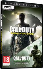 Call of Duty: Infinite Warfare Legacy Edition (PC) PL klucz Steam