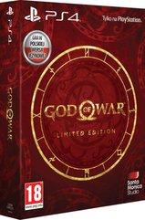 God of War Edycja Limitowana (PS4) PL