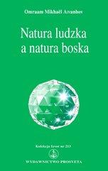 Natura ludzka a natura boska