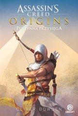 Assassin's Creed: Origins. Pustynna przysięga