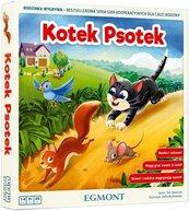 Rodzinka Wygrywa: Kotek Psotek (Gra Planszowa)