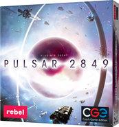 Pulsar 2849 (edycja polska) (Gra Planszowa)