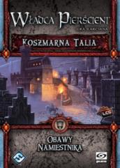 Władca Pierścieni LCG – Obawy Namiestnika – Koszmarna Talia (Gra karciana)