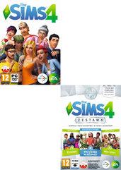 The Sims 4 + Zestaw 6 (PC) PL