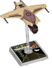 X-Wing: Zestaw Dodatkowy - M12-L Kimogila (Gra figurkowa)