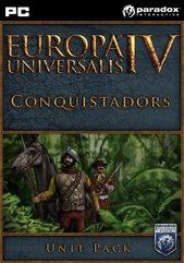 Europa Universalis IV: Conquistadors Unit Pack (PC) DIGITÁLIS