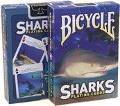 Bicycle: Sharks (Gra Klasyczna)