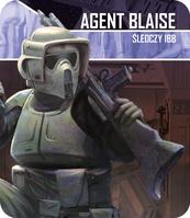Star Wars: Imperium Atakuje - Agent Blaise, Śledczy IBB (Gra planszowa)