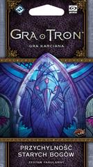 Gra o Tron: Gra karciana (2ed) - Przychylność Starych Bogów (Gra karciana)