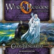 Władca Pierścieni LCG - Głos Isengardu (Gra karciana)